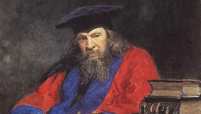the life of dmitri mendeleev Life dmitri mendeleev was born in tobolsk, siberia, to ivan pavlovich  mendeleev and maria dmitrievna mendeleeva (born kornilieva) his grandfather  was.