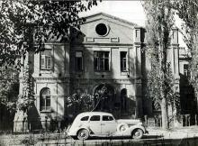 Фотографія Середньоазіатського індустріального інституту (автор Михайло Головін)