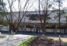 Кампус КПІ. Корпус № 19 весною / Автор: Іван Білич, http://www.panoramio.com/photo/51154802