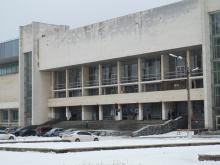 """Кампус КПІ. 24 корпус, Центр фізичного виховання та спорту НТУУ """"КПІ"""""""