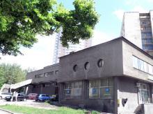 Кампус КПІ. 33 корпус університету