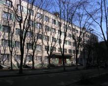 Кампус КПІ. 13 гуртожиток університету
