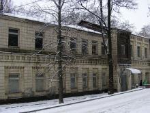 Кампус КПІ. 10 корпус університету