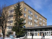 Кампус КПІ. 13 корпус