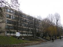 Кампус КПІ. 17 корпус університету