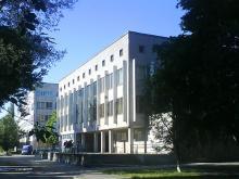 Кампус КПІ. 23 корпус КПІ