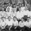 Викладачі і студенти ТЕФ. Початок 1950-х років