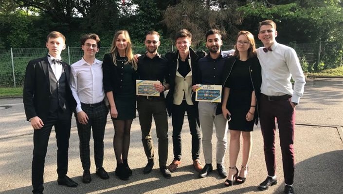 2019.05.5-12 60th International Congress of EMEAC of the European Association of Aerospace Students