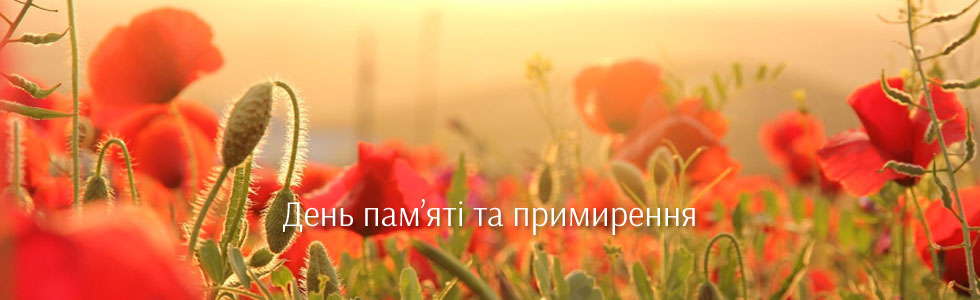 Today we are celebrating the Memorial and Peace-making Day and The Victory Day with all the world nations.
