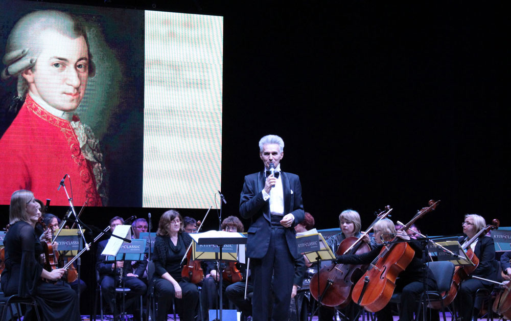 """2019.10.02 The unique """"Kyiv-Classic"""" orchestra performed at Igor Sikorsky Kyiv Polytechnic Institute"""