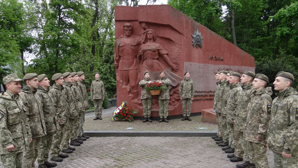 2019.05.08 Special events on the grounds of the Day of Remembrance and 74th anniversary of Victory Day over Nazism in World War II