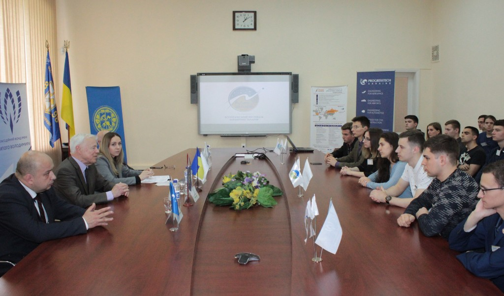 """2019.05.14-17 the third round of the All-Ukrainian Festival of Engineering Talents """"Future of Ukraine 2019"""""""