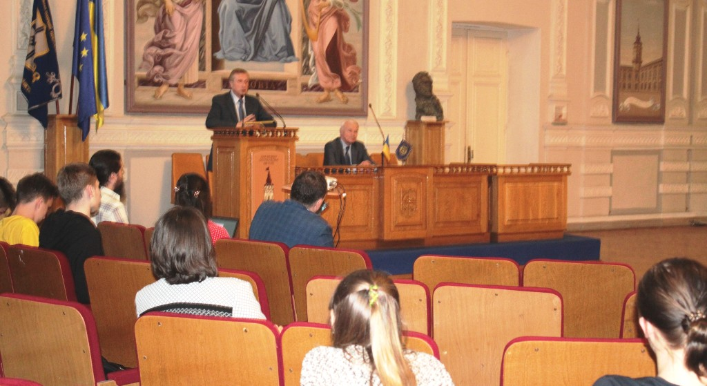 2019.05.23 Joint meeting of the Administration and student assets of the University