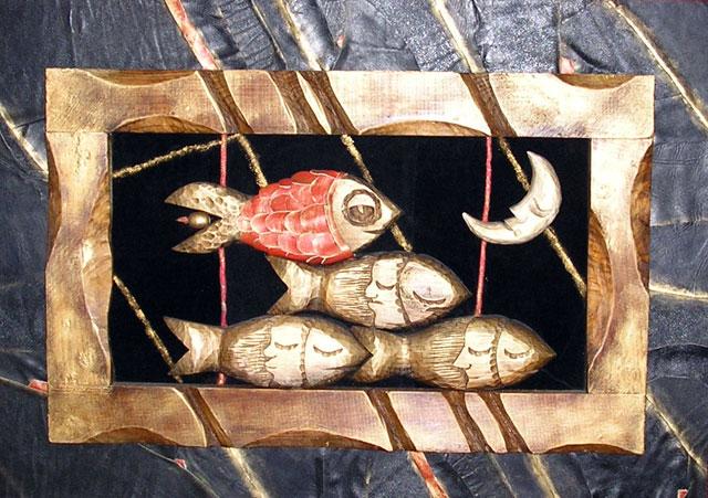 Таланти КПІ 2007/2. Пушкін В., ІЕЕ, завідувач лабораторіями кафедри інженерної екології | Риби