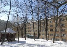 Кампус КПІ. 8 гуртожиток університету