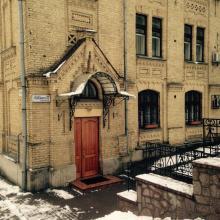 Кампус КПІ. Будинок №3 - готель КПІ ім.Ігоря Сікорського
