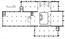 Кампус КПІ. Схема бібліотеки