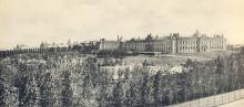 1902 рік Корпуси Київського політехнічного інституту на Брест-Литовському шосе