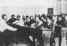 КПІ - 1921. Група робітфакувців