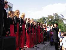 """Колектив КПІ, народна академічна хорова капела НТУУ """"КПІ"""" / 2009"""