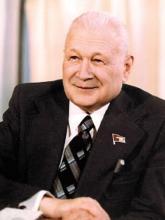 Фото. Челомей Володимир Миколайович