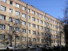 Кампус КПІ. 11 гуртожиток університету