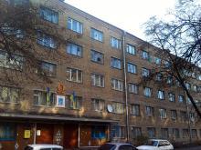 Кампус КПІ. 12 гуртожиток університету