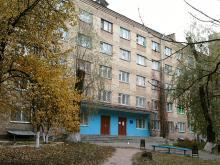 Кампус КПІ. 14 гуртожиток університету