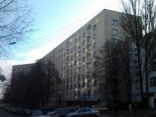 Кампус КПІ. 16 гуртожиток університету