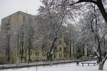 Кампус КПІ. 3 гуртожиток університету