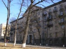 Кампус КПІ. 4 гуртожиток університету