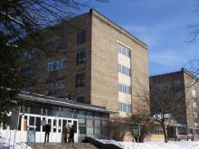 Кампус КПІ. 14 корпус університету