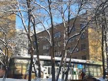 Кампус КПІ. 16 корпус університету