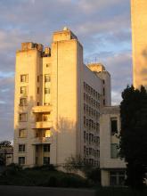 Кампус КПІ. 2 корпус університету