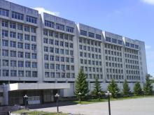 Кампус КПІ. 7 корпус університету