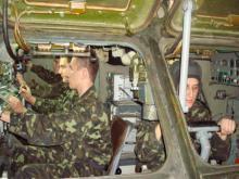 Колектив КПІ. Військова підготовка