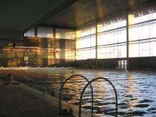Кампус КПІ, Великий басейн