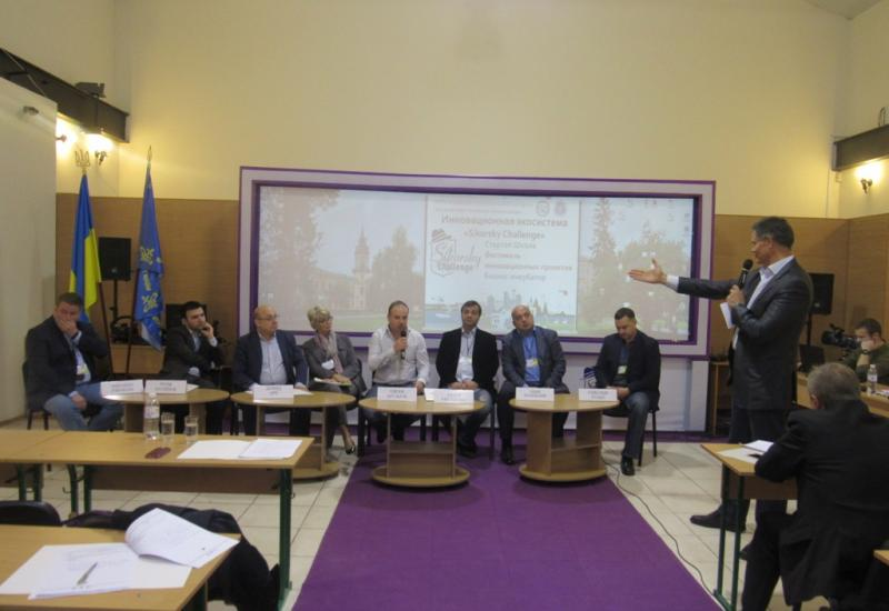 2016.05.18 Форум учасників Інноваційної екосистеми «Sikorsky Challenge» та третій випуск Стартап Школи