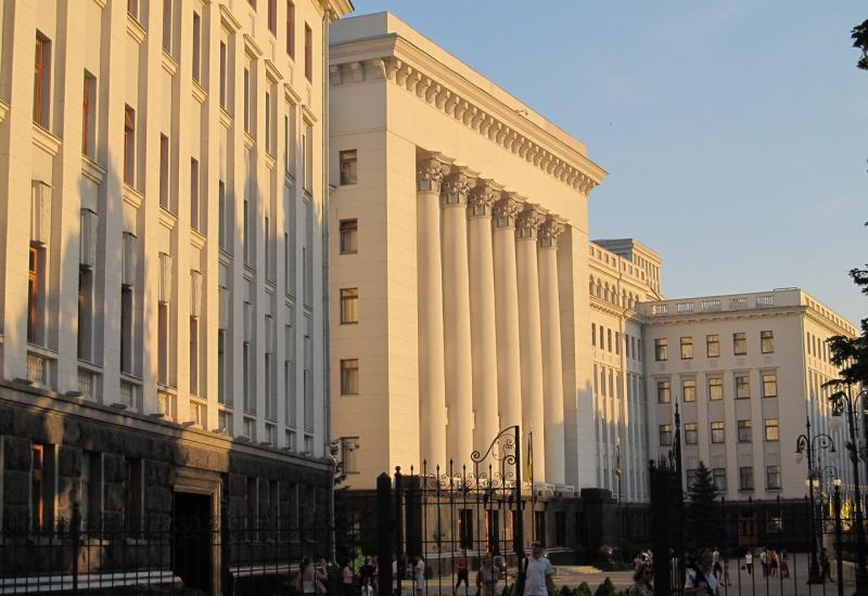 Україна, Київ, Адміністрація президента / http://www.skyscrapercity.com