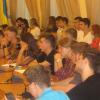 2016.09.06 Зустріч керівництва університету з представниками студентського активу